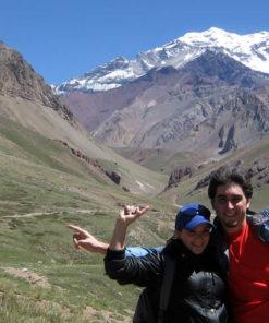 Andes trekking