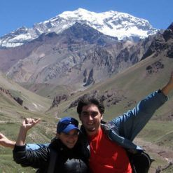 Aconcagua hiking tour