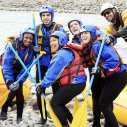 white water rafting mendoza