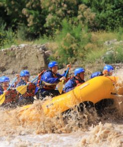 Rafting in Mendoza