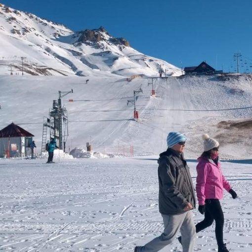Snow tour