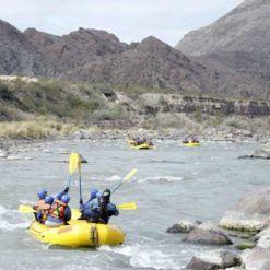 white water rafting mendoza