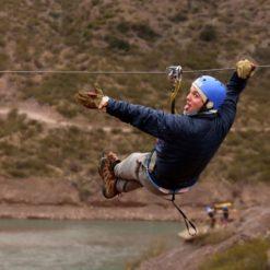 Mendoza ziplining