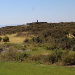 golf y vino