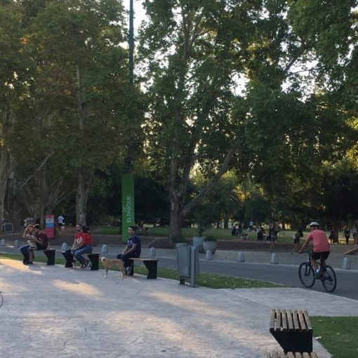 biking wine tour