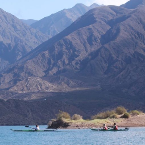Mendoza kayaking