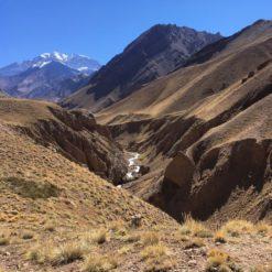 ascenso al Aconcagua