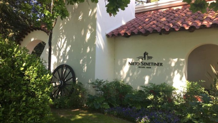 Nieto Senetiner winery