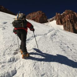 Aconcagua climbing expedition